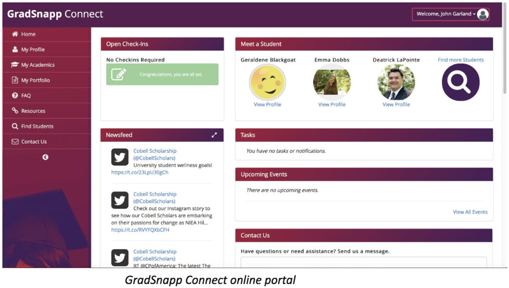gradsnapp-online-portal_screenshot